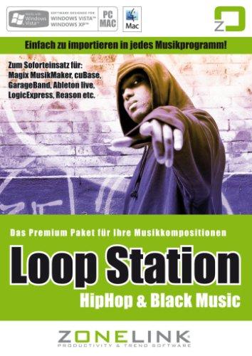 Preisvergleich Produktbild zonelink - Loop Station HipHop & Black Music