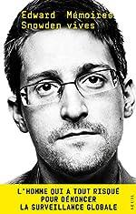 Mémoires Vives d'Edward Snowden