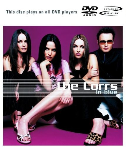 The Corrs - In Blue (DVD Audio)