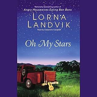 Oh My Stars audiobook cover art