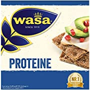 Wasa Knäckebrot Fit & Vital Proteine, 6er Pack (6 x 225 g)