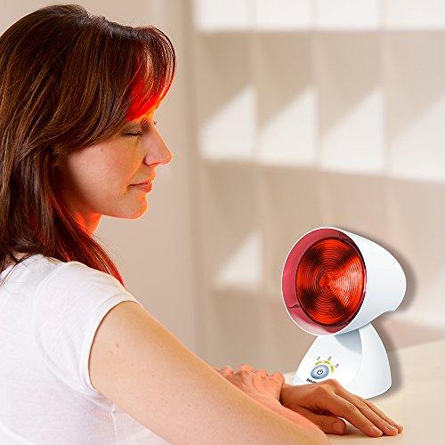 Beurer IL 35 Infrarotlampe wohltuendes  wärmendes Infrarotlicht zur Steigerung des Bild 2*