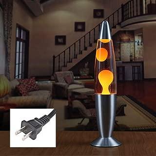 Lava Lamp 25W Incandescent Tungsten Desk Lamp Jellyfish Atmosphere Light E14 Base Socket Holder for Bedroom Living Room Cafe Shop Restaurant Decoration