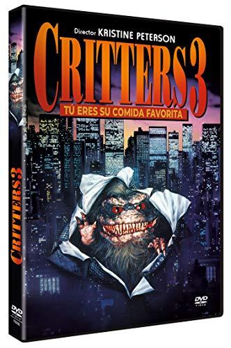 Critters 3 DVD 1991