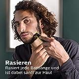 Philips Oneblade, Trimmen, Stylen, Rasieren/ 4Trimmeraufsätze, 1 Ersatzklinge QP2530/30