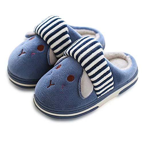Niños Pequeños Niños Chicas Lindas Zapatillas De Animales Botas Botines Zapatos Suela...