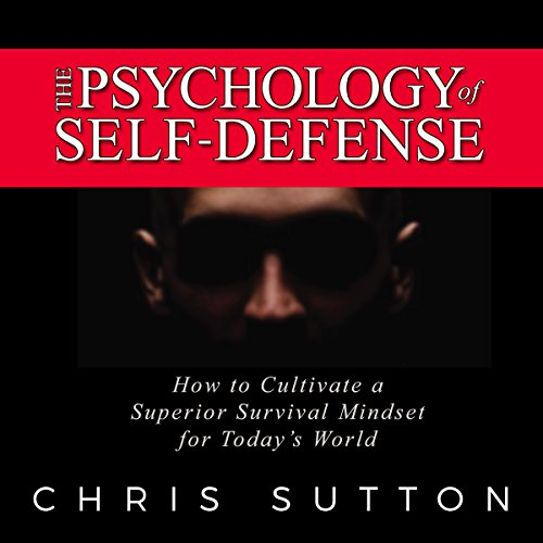 The Psychology of Self-Defense audiobook cover art