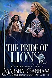 The Pride of Lions (Highland Wolves Series Book 1)