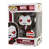 COLLECTOR Marvel Corp Exclusive Funko Pop Morbius #104 by Corp