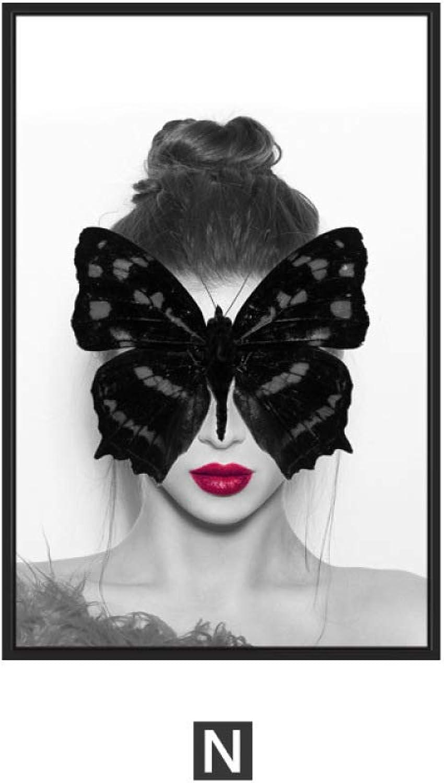 online barato CWJ Pintura Decorativa de la la la Flor de la Belleza Creativa, Mural Triple de la Sala de EEstrella Minimalista Moderna, Pintura de la asamblea Suave del Dormitorio del Hotel  nuevo sádico