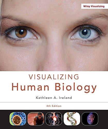 Visualizing Human Biology 4e + WileyPLUS Registration Card