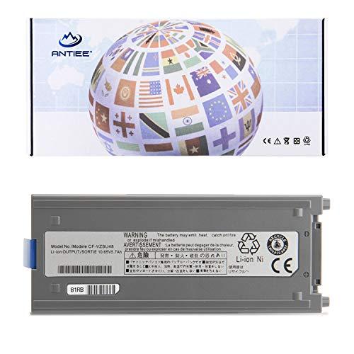 ANTIEE 58Wh CF-VZSU48U CF-VZSU58U CF-VZSU28 CF-VZSU50 Batería para Panasonic Toughbook CF-19 MK1/MK2/MK3/MK4/MK5/MK6/MK7/MK8 Rugged Mobile Notebook