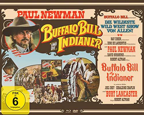 Buffalo Bill und die Indianer - Mediabook (+ DVD) [Blu-ray]