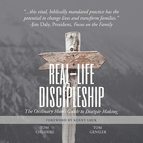 Real-Life Discipleship audiobook cover art