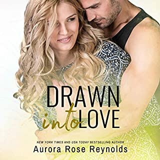 Drawn Into Love     Fluke My Life, Book 4              Written by:                                                                                                                                 Aurora Rose Reynolds                               Narrated by:                                                                                                                                 Carly Robins,                                                                                        Alexander Cendese                      Length: 5 hrs and 53 mins     1 rating     Overall 5.0