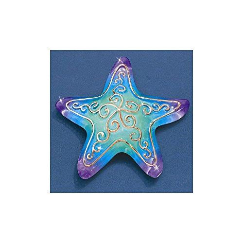 Starfish Glass Figurine