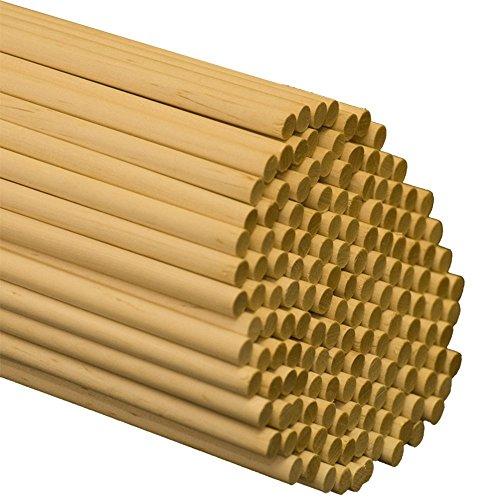 Dowel Rods Wood Sticks Wooden Dowel Rods