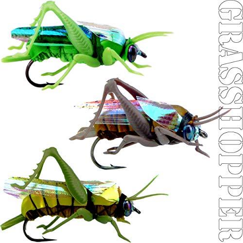 YAZHIDA Realistic Flies Fly Fishing Flies kit