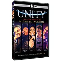 Unity: The Latin Tribute to Michael Jackson [DVD] [Import]