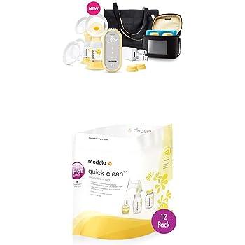 Amazon Com Medela Freestyle Flex Breast Pump And Quick Clean
