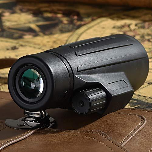 DKEE Binoculars HD Hohe Vergrößerung Große Blende Wenig Licht Nachtsichtfernrohr Wasserdicht Monokulare Vogel Spiegel