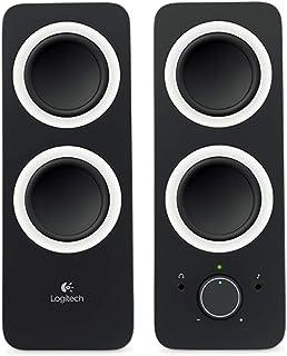LOGITECH 980-000850 Z200 Speakers - Black- 2YR WTY
