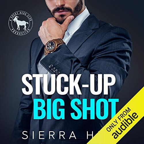 Stuck-Up Big Shot  By  cover art