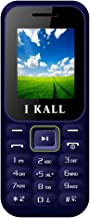 IKall K130 1.8 Inch Display Feature Phone with 15 Months Warranty (Blue)