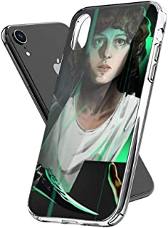 Case Phone Anti-Scratch Cover Motion Picture Alien 1979 Classic Movies (5.8-inch Diagonal Compatible with iPhone X, iPhone Xs)