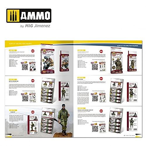 『アモ AMMO カタログ 2021年 プラモデルカタログ AMO-8300』の7枚目の画像