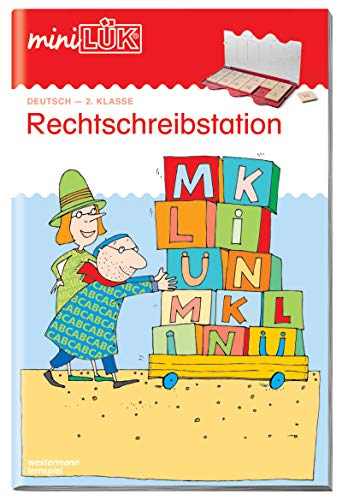 miniLÜK: Rechtschreibstation 2. Klasse: Deutsch / 2. Klasse - Deutsch: Rechtschreibstation