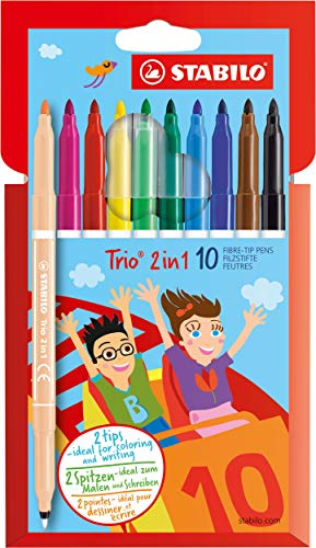 Stabilo Boss Executive Markeerstift 10er pack multicolor