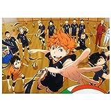 Elibeauty Anime Haikyuu Poster Anime Manga Scroll Wandbild