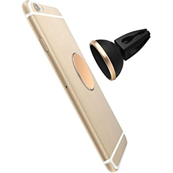 Stainless Steel Plate for Bulletproof Mounting Solutions DiabloM6 Magnetic Cell Phone Holder