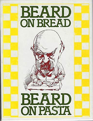Beard on Bread and Beard on Pasta. 2 volume set in slipcase