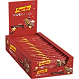 PowerBar Ride Energy Chocolate Caramel 18x55g - Barra de Proteínas de Carbohidratos + Magnesio