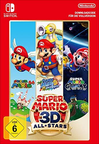 Super Mario 3D All-Stars Standard [Preload] | Nintendo Switch - Download Code