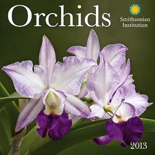 Smithsonian Institution Orchids 2013 Calendar