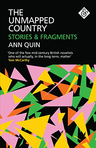 The Unmapped Country: Stories and Fragments (English Edition)