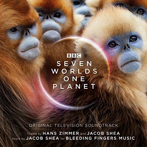 Seven Worlds One Planet - Original TV Soundtrack (2CD)