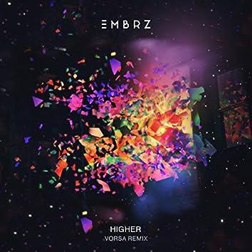 Higher (Vorsa Remix)