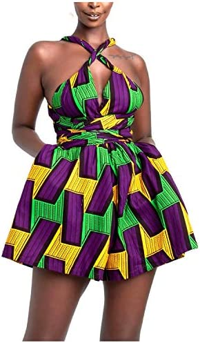 African print jumpsuit _image1