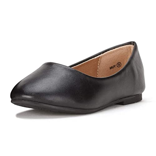 186c8c5fe7 DREAM PAIRS Girls Toddler Little Kid Big Kid MUY Mary Jane Ballerina Flat  Shoes