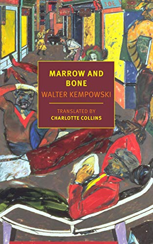 Image of Marrow and Bone (New York Review Books Classics)