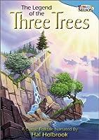 Legend of Three Trees [DVD] [Import]