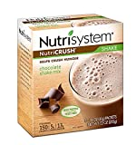 Nutrisystem Nutricrush Chocolate Shake Powder Mix, 20 Pack