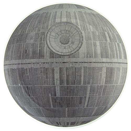 Discraft Star Wars Death Star Flying Disc - 175 Gram Ultrastar Ultimate Disc, 10 3/4'