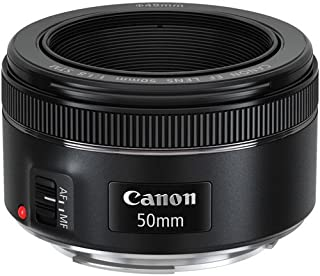 Canon EF 50mm 1.8 STM Digital SLR Camera Lens (International Model)