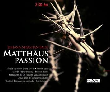 "Johann Sebastian Bach ""Matthäuspassion"""