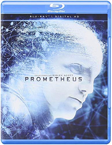 Prometheus - Blu-ray 3D + Blu-ray + DVD [Combo Blu-ray 3D + Blu-ray + DVD]